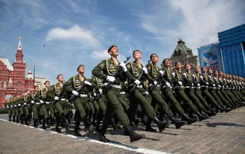 Путин увеличил численность в…
