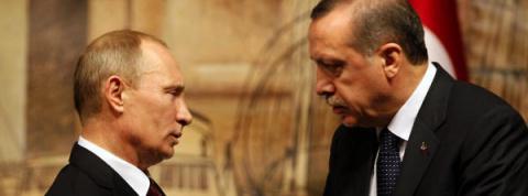 Турция перестает быть военны…