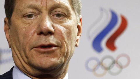 МОК временно исключил Александра Жукова из состава организации