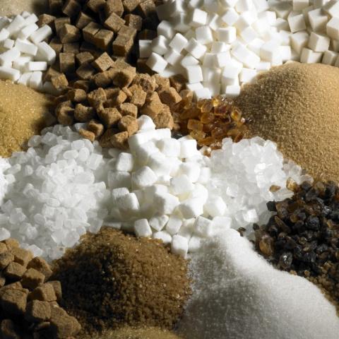 Как сахар уничтожает печень и мозг