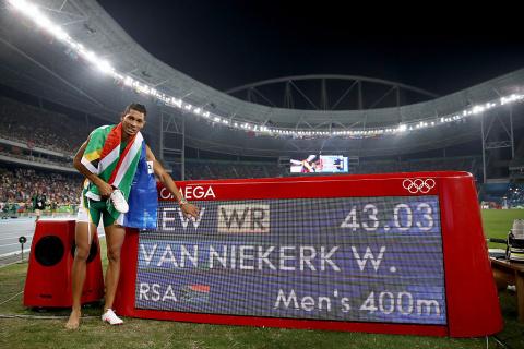 Рекордсмен мира на 400 метров ненавидит «свою» дистанцию