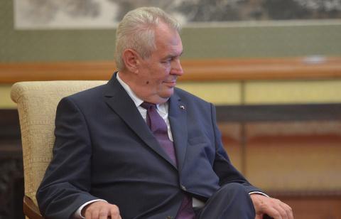 Президент Чехии: ракету можн…