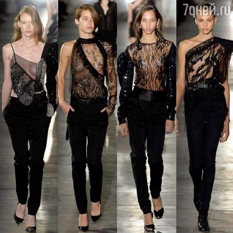 Неделю моды в Париже открыл …