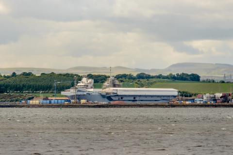 Гордость ВМФ Великобритании …