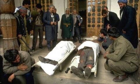 Что было с русскими в Таджик…