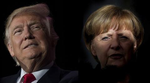 Миграционная политика Трампа пришлась Меркель не по вкусу