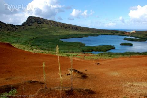 Остров Пасхи. Рано Рараку — …