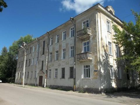 Псковское общежитие с привидениями