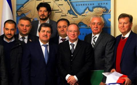 Крымчане раскрыли глаза Евро…