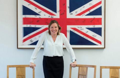 В Британии появился министр …