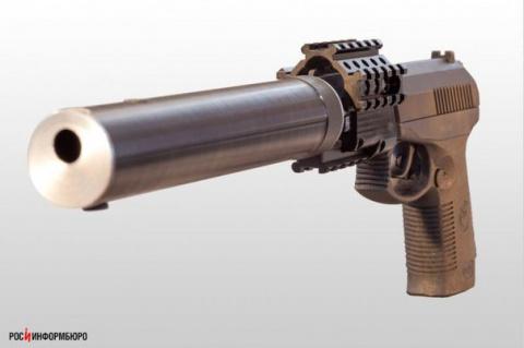 Этот российский пистолет зап…