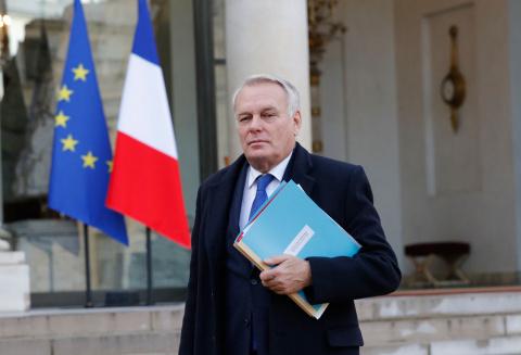 Франция обвинила Россию в падении Пальмиры