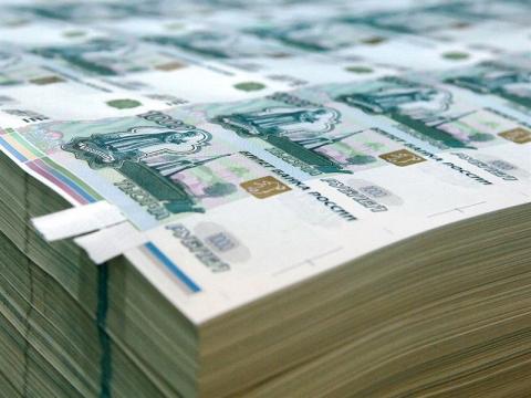 Резервный фонд России в февр…