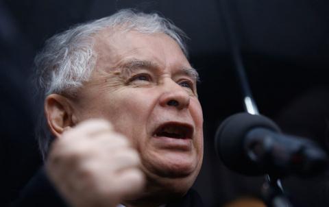 Качиньский обвинил Порошенко…