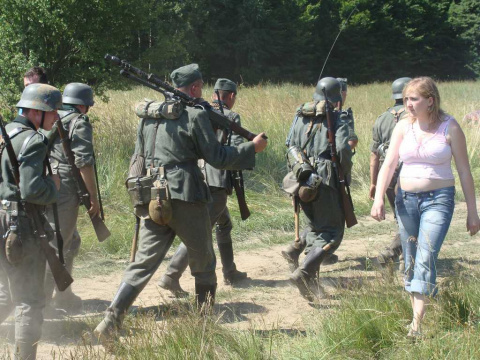 Инструкция для солдат вермахта о правилах обращения с пленным русским населением