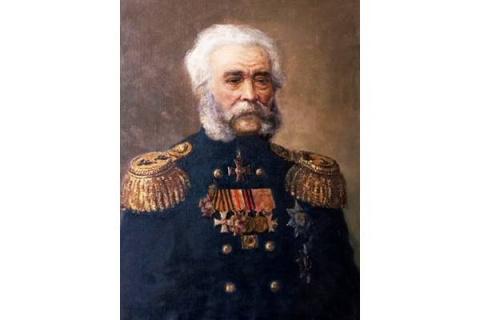 Адмирал Петр Анжу – русский …