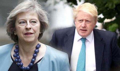 Британское могущество в смер…