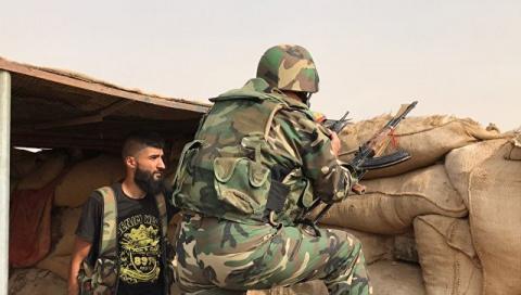 Новости Сирии. Сегодня 21 се…