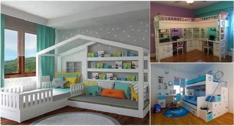 Дизайн детской спальни 15 ин…
