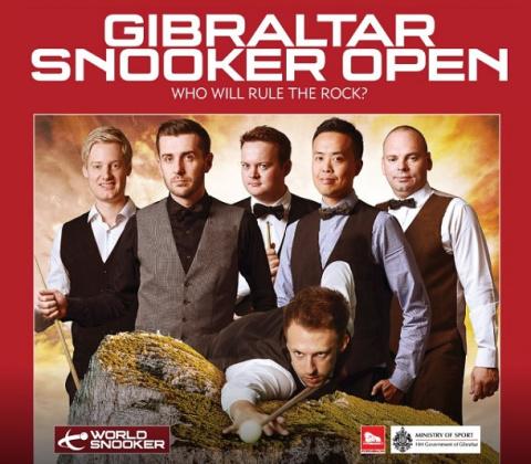 Gibraltar Open 2017. 1/2 финала