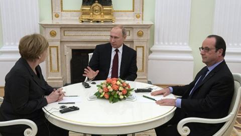 Путин привлек внимание Оллан…