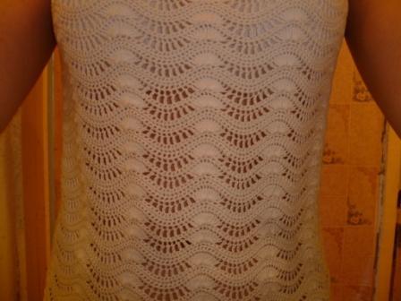 Платье по фото-Мои вязалки