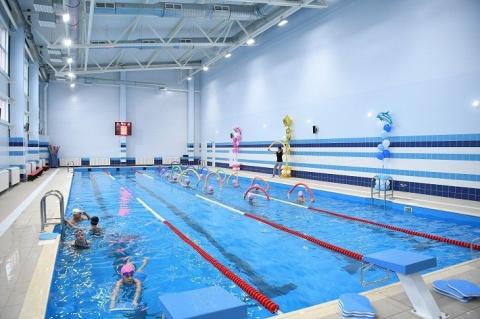 Спортивно-оздоровительный комплекс «Олимп» с бассейном открылся в Татарстане