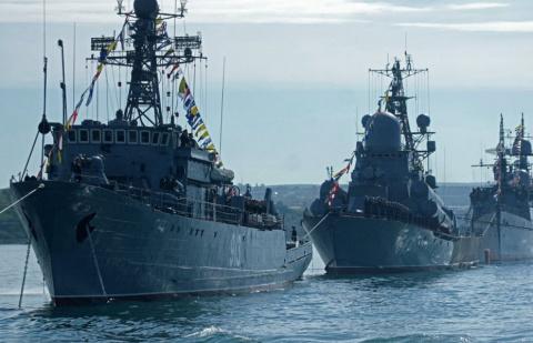 Группировка «Адмирала Кузнец…