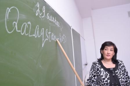 Кириллица только для русских: Назарбаев издал указ о переходе казахов на латиницу
