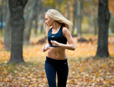 Этот простой трюк делает бег в 6 раз эффективнее!