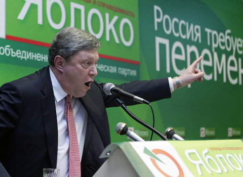 Явлинский опять предлагает отдать Крым