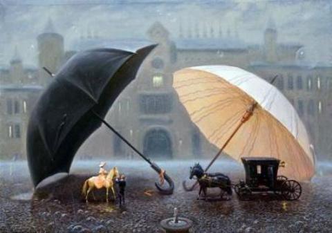 Как правильно выбрать зонт и…