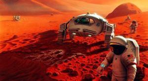 На Марсе астронавтам грозит …