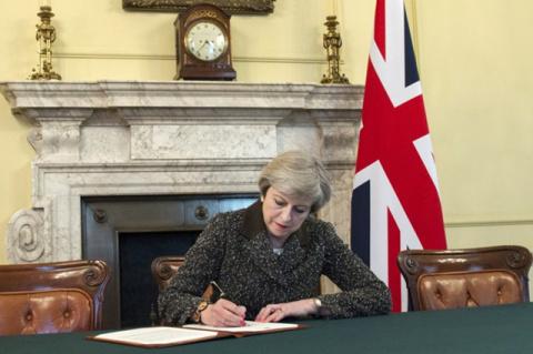 Brexit начинается сегодня. Н…