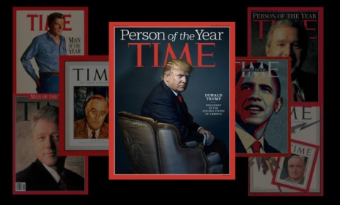 Журнал Time присудил статус …