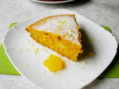Тыквенный пирог. Самый прост…