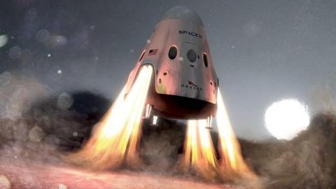 Компания SpaceX отложила на…