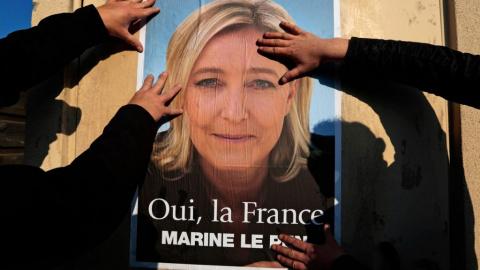 Некрасивые выборы в красивой Франции. Эдуард Лимонов