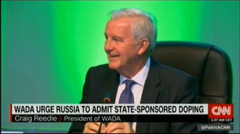 Старый президент, старая политика - WADA не изменило мнения о России
