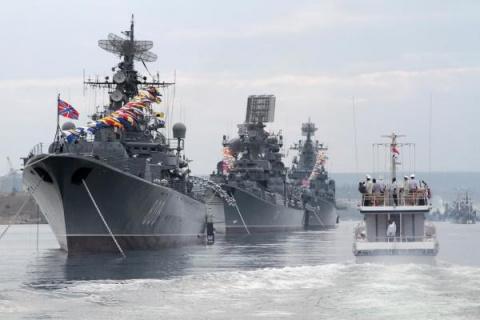 Морских боев не планируется:…