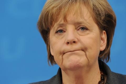 Меркель ушла от ответа на во…