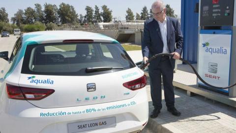 Испанцы заправят автомобили …