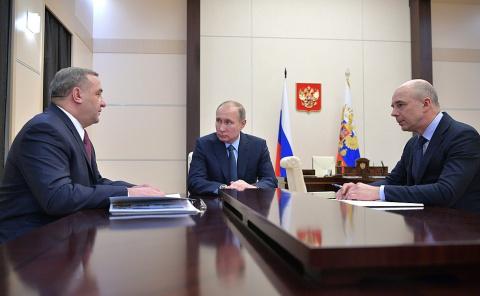 Встреча с Владимиром Пучковы…