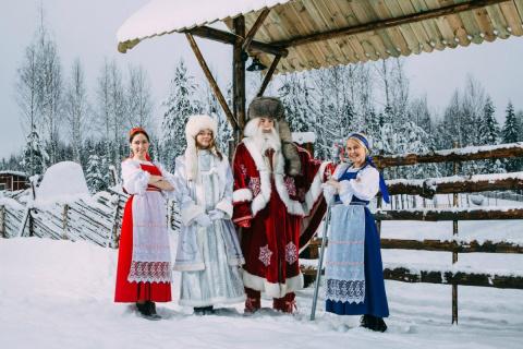 Карельские герои вошли в «сказочный» список России