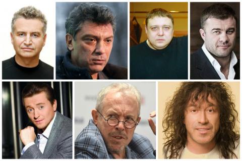 Российские бастарды знаменитых отцов
