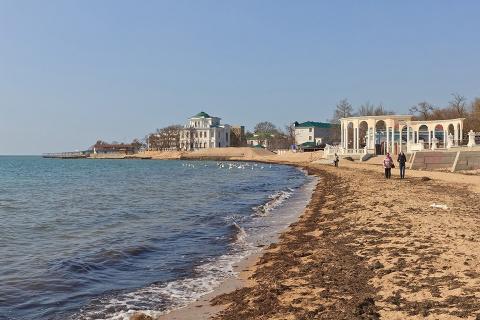 В Крыму найден корабль с сок…