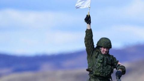 Захар Прилепин: Белый флаг нашей будущей Родины