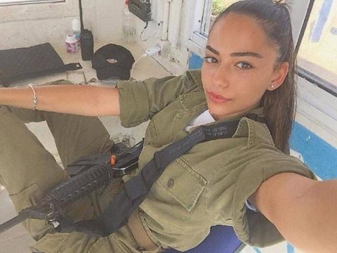 Израильская армия самая красивая?