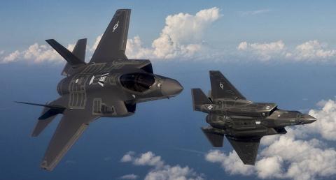 Китай перехватил самолет ВВС США
