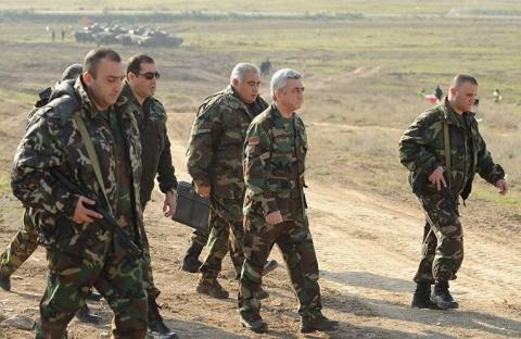 Президент Армении: «не моргн…